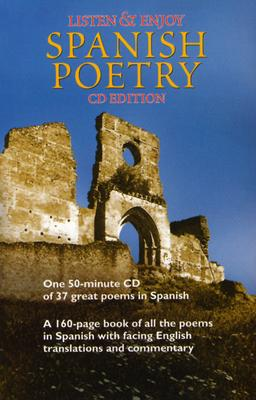 Image for Listen & Enjoy Spanish Poetry (CD Edition) (Listen & Enjoy Series)