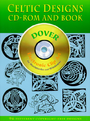 Image for CELTIC DESIGNS BOOK & CD ROM