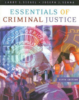 Image for Essentials of Criminal Justice 5th Edition