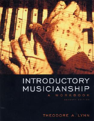 Image for Introductory Musicianship: A Workbook