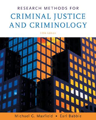 Image for Research Methods for Criminal Justice and Criminology 5th Edition