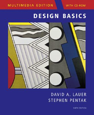 Image for Design Basics, Multimedia Edition (with ArtExperience CD-ROM)