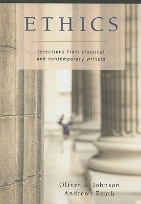Image for Ethics: Selections from Classic and Contemporary Writers