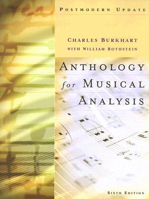 Anthology for Musical Analysis, Charles Burkhart