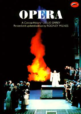 Image for OPERA: A CONCISE HISTORY