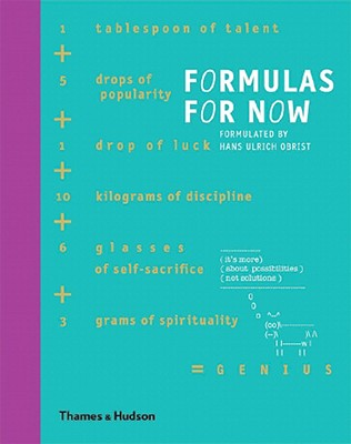 Image for Formulas for Now