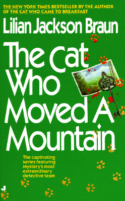 Image for The Cat Who Moved a Mountain (Cat Who...)