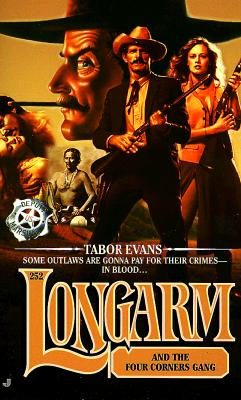 Image for Longarm And The Four Corners Gang (#252)