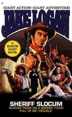 Image for Slocum Giant: Sheriff Slocum (Slocum)