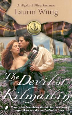Image for Devil of Kilmartin (Highland Fling Romance)