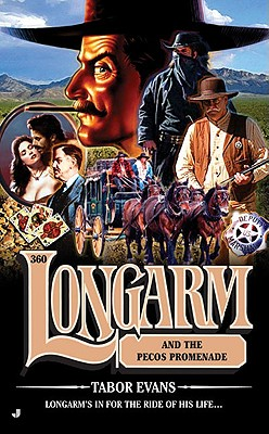 Image for Longarm 360: Longarm and the Pecos Promenade