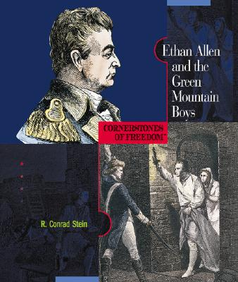 Image for Ethan Allen and the Green Mountain Boys (Cornerstones of Freedom, Second Series)