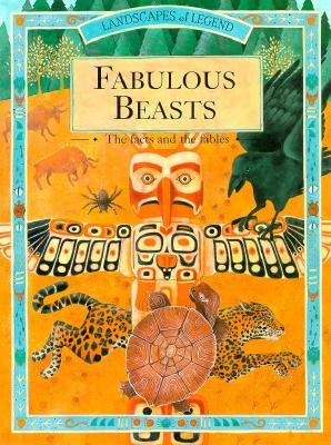 Fabulous Beasts (Landscapes of Legends), Bevan, Finn