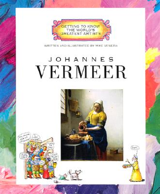 Image for Johannes Vermeer (Getting to Know the World's Greatest Artists)