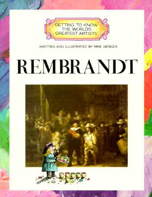 Image for Rembrandt (Getting to Know the World's Greatest Artists)
