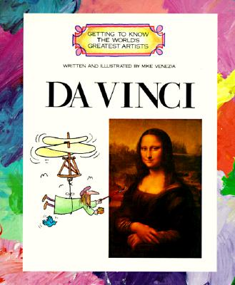 Image for Da Vinci (Getting to Know the World's Greatest Artists)