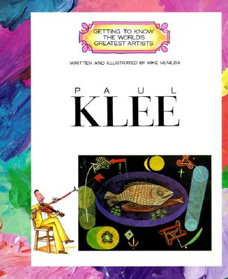 Image for Paul Klee (Getting to Know the World's Greatest Artists)