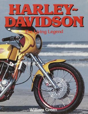 Image for Harley-Davidson: Living Legend by Green, William