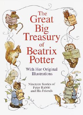 Image for Great Big Treasury of Beatrix Potter