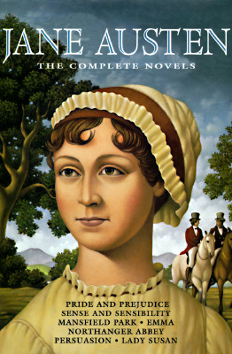 Image for COMPLETE NOVELS: PRIDE AND PREJUDICE, SENSE AND SENSIBILITY, MANSFIELD PARK EMMA, NORTHANGER ABBEY, PERSUASION, LADY SUSAN