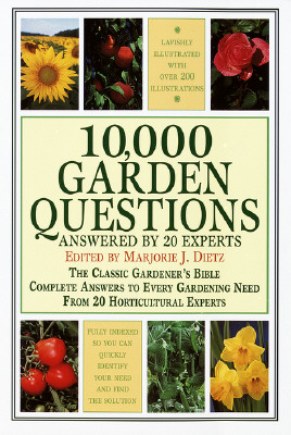 Image for 10,000 Garden Questions