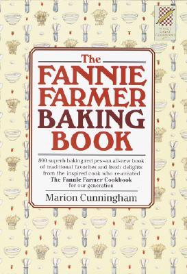 Image for Fannie Farmer Baking Book