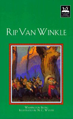 Image for Rip Van Winkle (Illustrated Stories for Children)