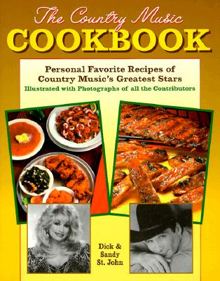 Image for The Country Music Cookbook