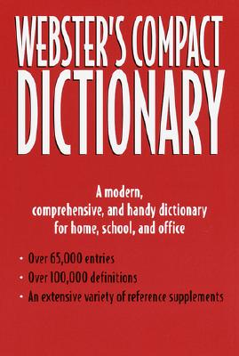 Image for Webster's Compact Dictionary