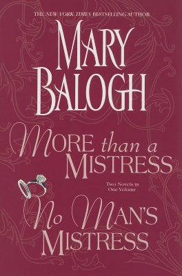 Image for More Than a Mistress and No Man's Mistress: Two Novels in One Volume