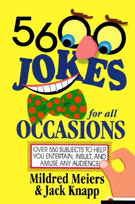 5,600 Jokes for All Occasions, Meiers, Mildred