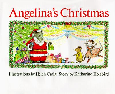 Image for Angelina's Christmas (Angelina Ballerina)