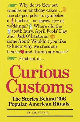 Image for Curious Customs (Stonesong Press Books)
