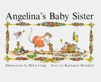 Image for Angelina's Baby Sister (Angelina Ballerina)