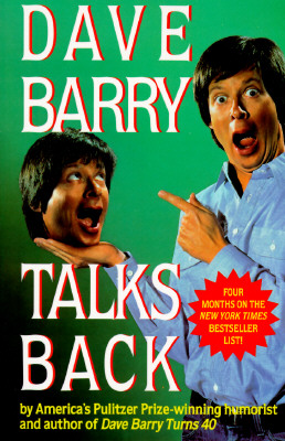 Image for Dave Barry Talks Back