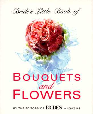 Image for Bride's Little Book of Bouquets And Flowers