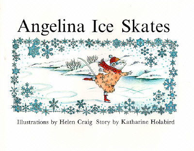 Image for Angelina Ice Skates (Angelina Ballerina)
