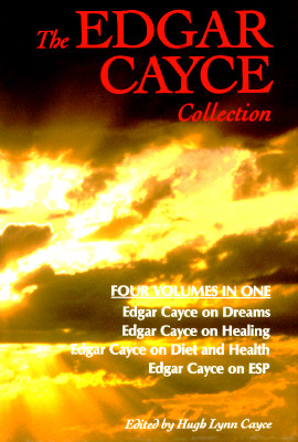 Image for Edgar Cayce Collection: 4 Volumes in 1