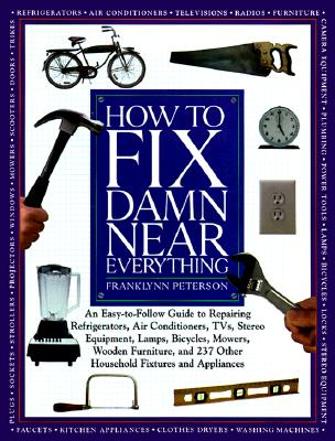 Image for How to Fix Damn Near Everything