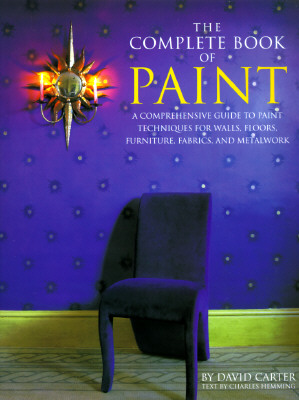 Image for COMPLETE BOOK OF PAINT