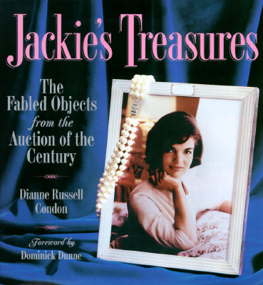 Image for Jackie's Treasures: The Fabled Objects from the Auction of the Century