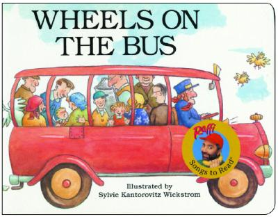 Wheels on the Bus (Raffi Songs to Read), Raffi