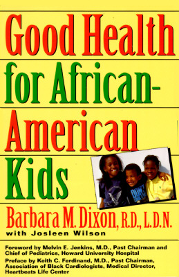 Image for Good Health For African-American Kids