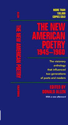 Image for NEW AMERICAN POETRY 1945-1960