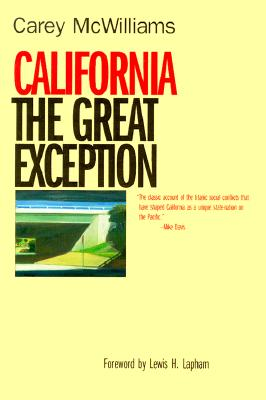 Image for California: The Great Exception