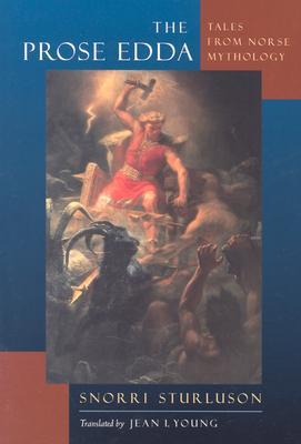 Image for The Prose Edda: Tales from Norse Mythology