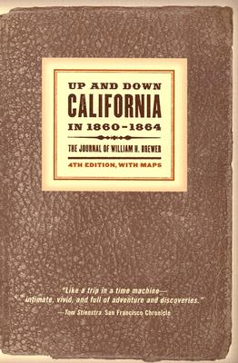 Image for Up and Down California in 1860-1864
