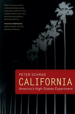 Image for California: America's High-Stakes Experiment