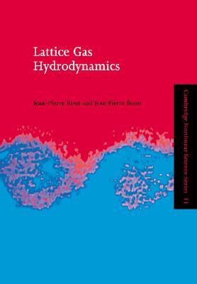 Image for Lattice Gas Hydrodynamics (Cambridge Nonlinear Science Series)