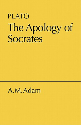 Image for Apology of Socrates (Cambridge Elementary Classics: Greek)